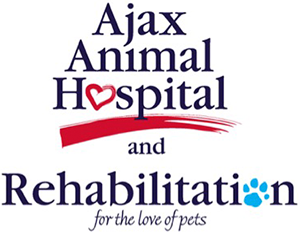Ajax Animal Hospital & Rehabilitation logo